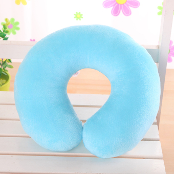 Care neck student aircraft memory cotton neck pillow