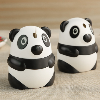 Cute home living room toothpick cans box toothpick Tube