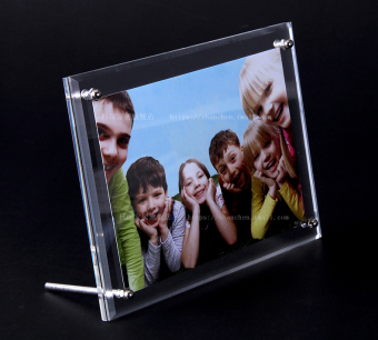 Factory direct acrylic crystal photo frame 6 7 8 10 12 a3a4certificate of commendation frame