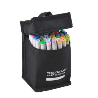 FINECOLOUR Hand Painted Drawing Sketch Marker Pen 24 Colors