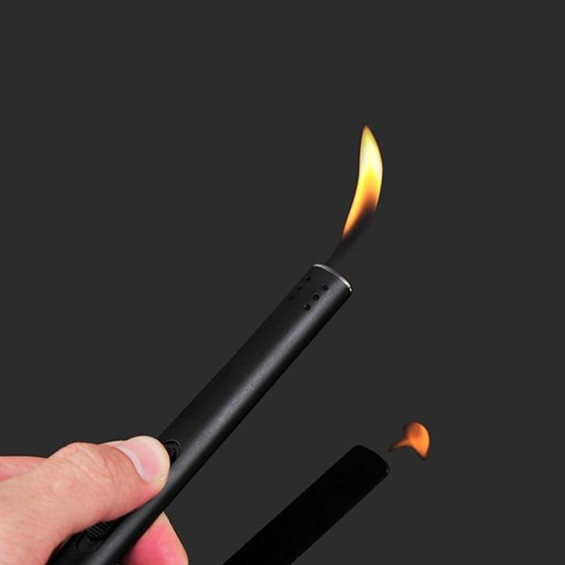 Grill Fire Lighter Outdoor Camping Baking Tool Kitchen Cooker Igniter Starter - intl