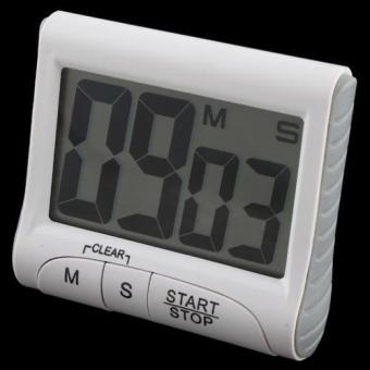 High Quality Store New Large Big LCD Digital Count Up Down KitchenTimer Alarm