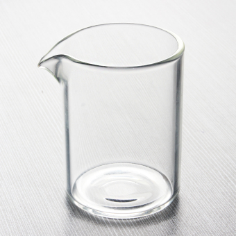 Hyu glass cocktail shaker cup bar cocktail shaker mixer cup cocktail shaker is mixed Cup Japanese-style cocktail shaker cup with a suit