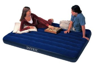 intex inflatable air bed mattress single - Air Bed Mattress