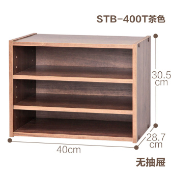IRIS wooden finishing storage cabinet