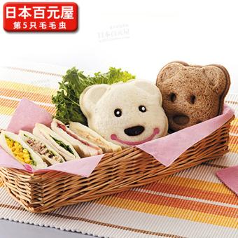 Japan imotani bear sandwich mould bread mould diy sandwich maker SA-001