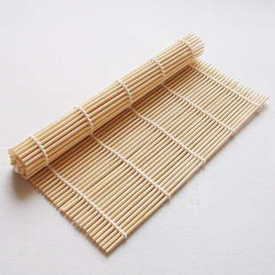 Japanese bamboo sushi curtain sushi roll sushi roll sushi tool utensil