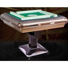 JIJI USB Charge Mahjong Table (Manual Fold) Installation is included
