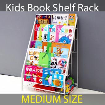 Kids Bookshelf Organizer - Medium