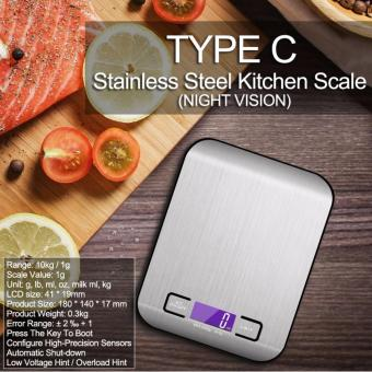 Kitchen Weighing Scale - Type C