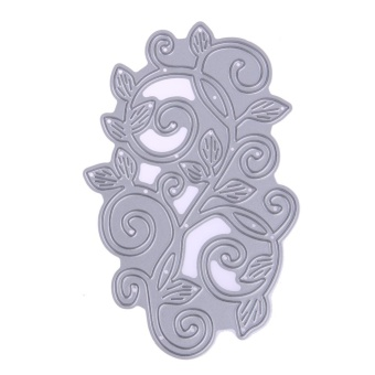 Leaves Lace Design Metal Cutting Dies for DIY Scrapbooking - intl