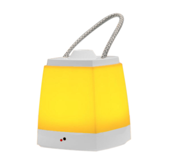 Leegoal Portable LED Bedside Lamp Dimmable Bedroom Lamp Night Light For Adults And Children(Yellow Light)