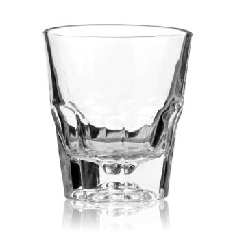 Levin Jane Adams octagonal glass shot glass cup whiskey cup Glass beer cup wine cup juice cup