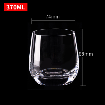 Lucaris crystal glass beer mug whiskey glass