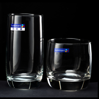 Luminarc lead-free child crystal wine cup whiskey glass