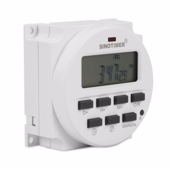 Microcomputer Time Switch Digital Power Control Programmable Timer - intl