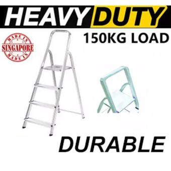 New Eagle 4 Steps Family Ladder Heavy Duty 150 kg