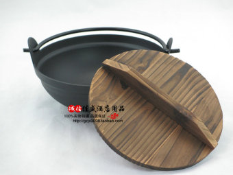 New style Japanese-style Cast Iron Dome/Japanese clay pot small pot