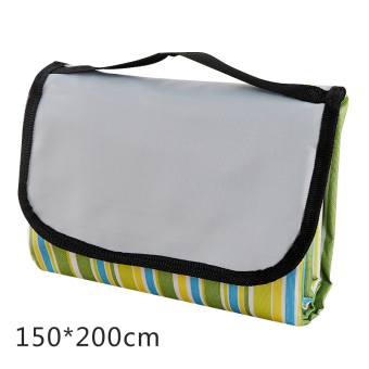 Picnic mat outdoor portable moisture-proof pad picnic mat double waterproof lawn mat picnic beach mat