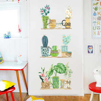 Room self-adhesive wallpaper wall stickers