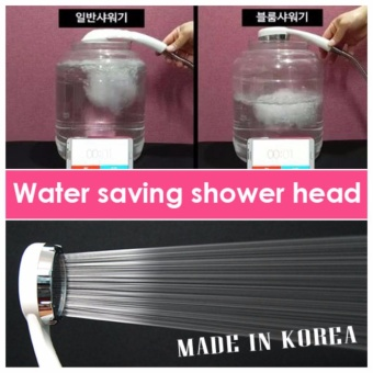 SAVE WATER Bloom shower head Korea water saving shower head - intl