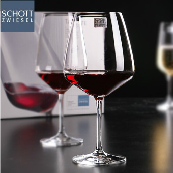Schott large crystal wine glass