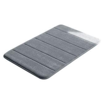 Soft Memory Foam Bath Mat Bathroom Shower rug Non-slip floor