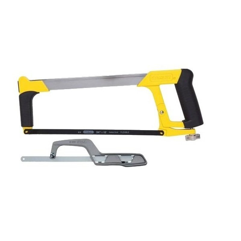 Stanley20036 Hacksaw With MiniSaw