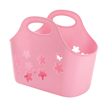 Storage basket mini small basket bath basket plastic basket