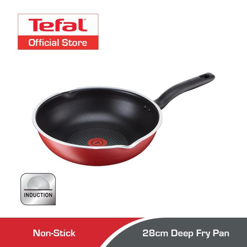 Tefal 28cm Pure Chef Deep Fry Pan C61766 Singapore