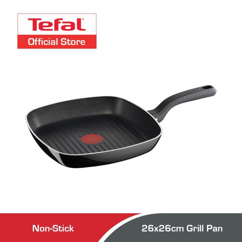 Tefal So Intensive Grill Pan 26x26cm D50340 Singapore