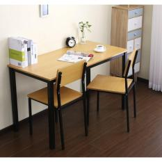 BLMG Vincent Desk Set-Yellow beech (Free Delivery)