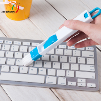 Window slot cleaning floor health kitchen brush cleaning brush