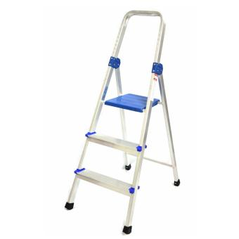 Winsir Aluminium Household 3 Steps Ladder