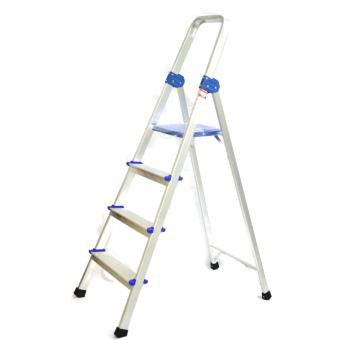 Winsir Aluminium Household 4 Steps Ladder