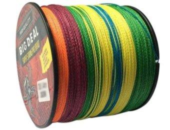300m 50 lb dyneema 100 pe spectra braid fishing line hot for 50 lb braided fishing line