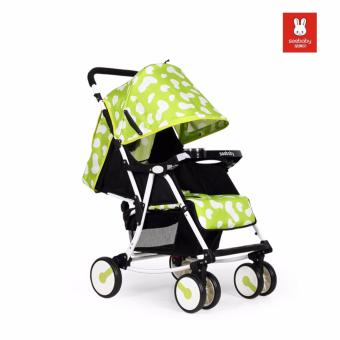 Authentic Seebaby Q4 Light Weight Folding Rocking Chair/Stroller/Pram