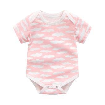 Baby summer thin newborns onesie