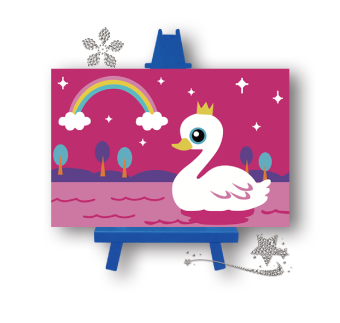 DIY nursery large class handmade for making stickers painting