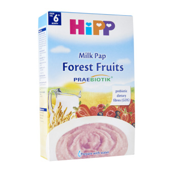Hipp Organic Milk Pap Forest Fruits Yogurt 250g