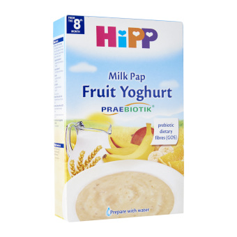 Hipp Organic Milk Pap Fruits Yogurt 250g