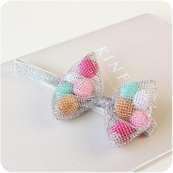 Infants bow hair bands