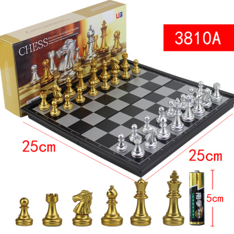 International Chess magnetic folding chess board large suit toys