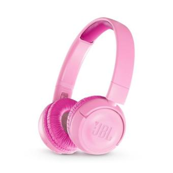 JBL JR300BT Kids Wireless on-ear headphones (pink)