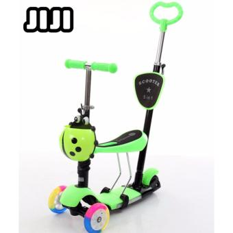 JIJI Baby Scooter Model: 5 in 1 Beetle Scooter (With Handle)
