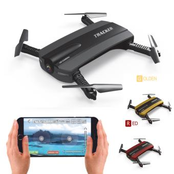 JXD 523 Selfie Drone Foldable Mini Rc Drone with Wifi FPV Camera