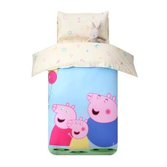 Kindergarten quilt three sets of cotton children's bedding cotton quilt baby nap baby is bedding six pieces summer