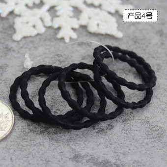 Korean-style hair small girl hair ring children's rubber band