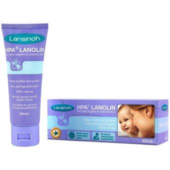 Lansinoh HPA Lanolin Nipple Cream (40 ml) - intl