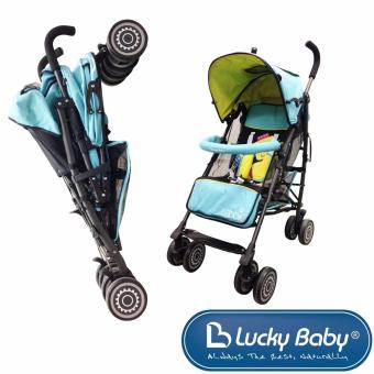 Lucky Baby(R) 516133 Cabbie 2(TM) Active Baby Buggy - Robot